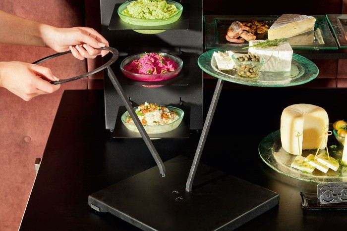 Stackable Buffet Risers