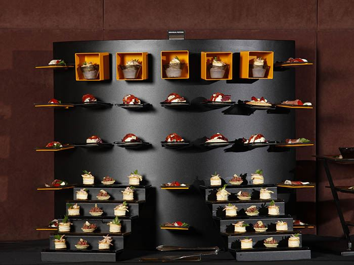 Buffet Display Professional Catering Systems Buffetize