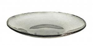 Gray Large Glass Bowls