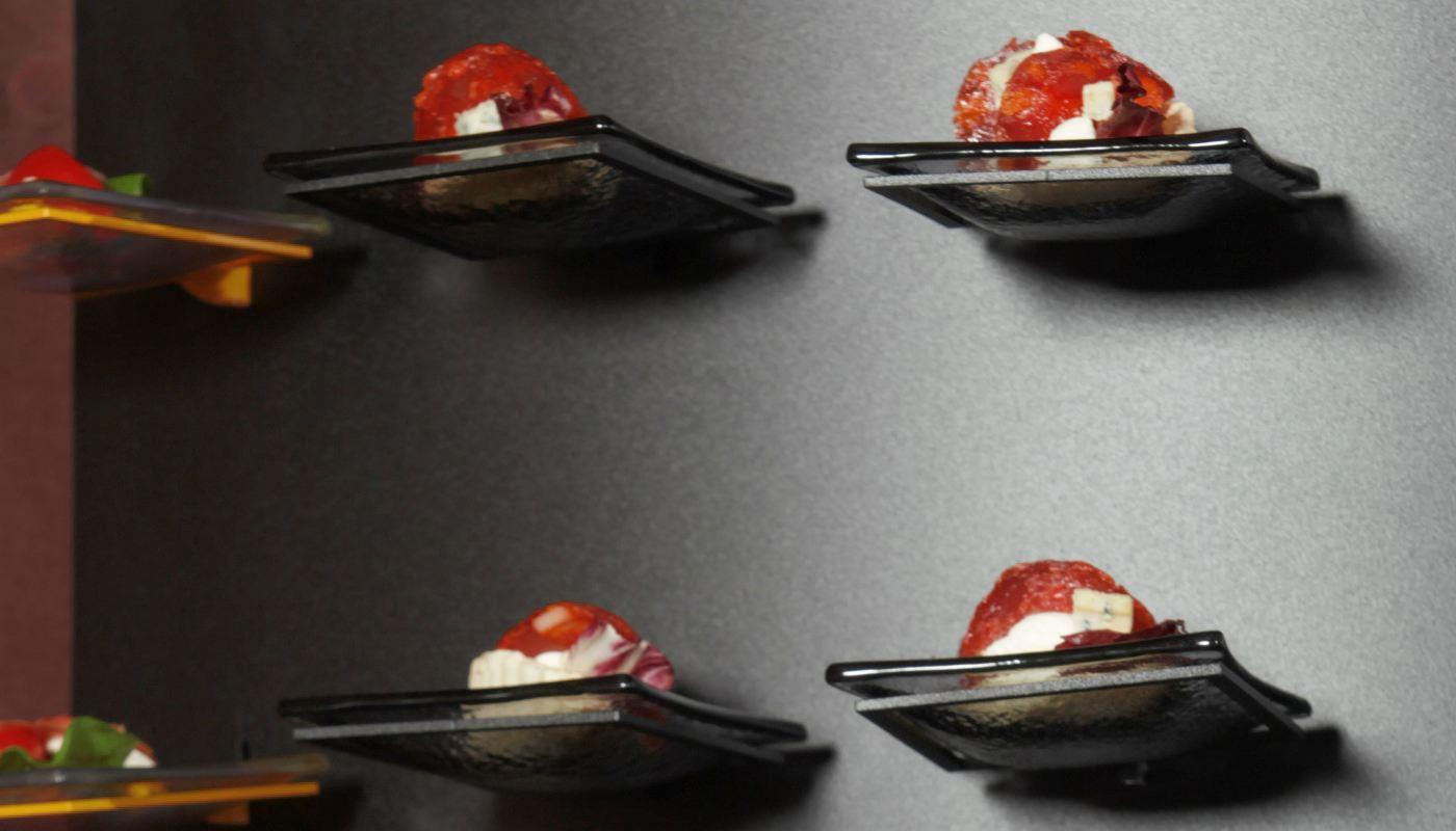 Buffet Canape Mini Plates