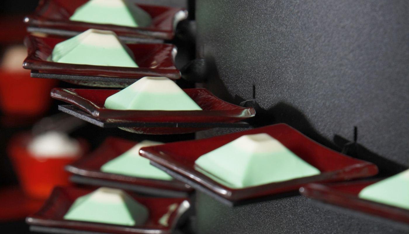 Dessert Canape Mini Plates