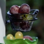 Gray Canape Mini Buffet Bowls