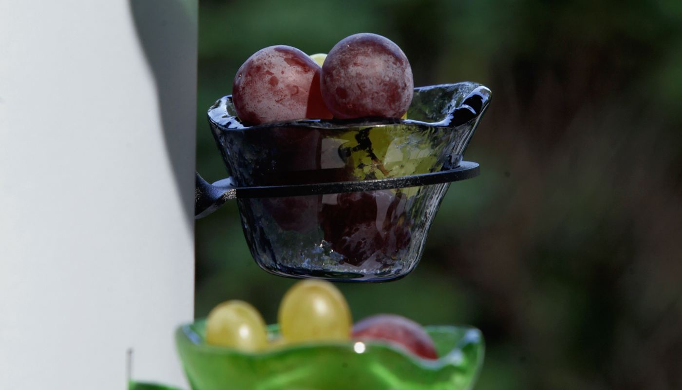 Fruit Canape Mini Buffet Bowls