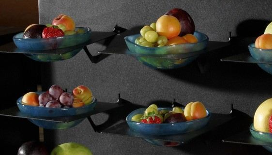 Fruit Small Glass Bowls