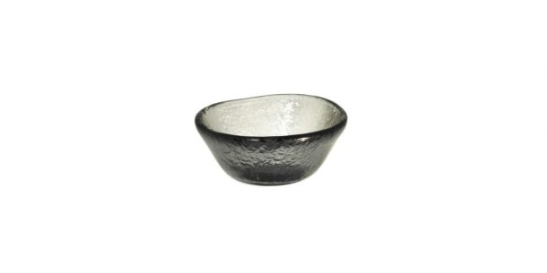 Gray Canape Mini Bowls