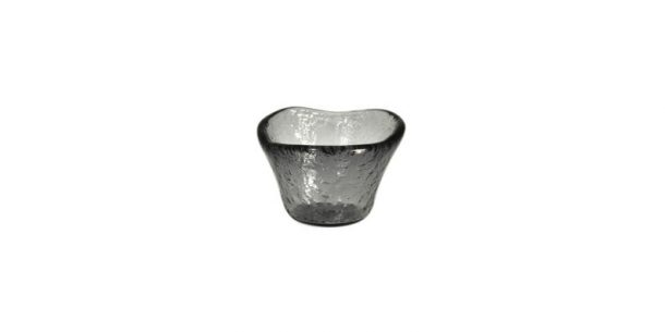 Gray Canape Mini Buffet Bowls