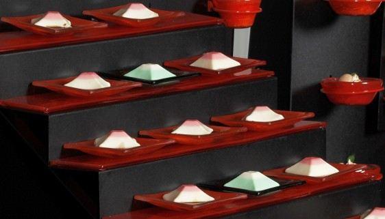 Mini Dessert Canape Mini Plates