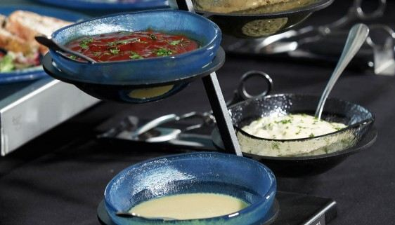 Sauces Small Glass Bowls