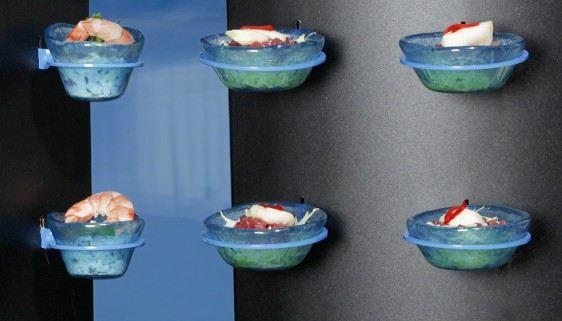 Seafood Canape Mini Bowls