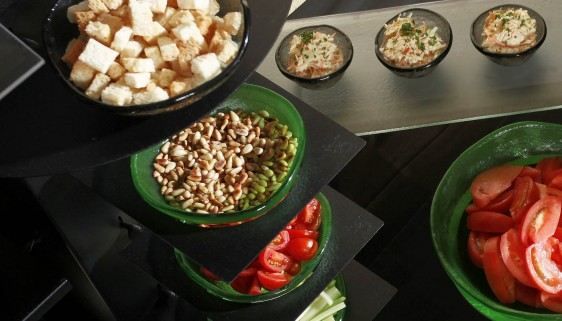 Toppings Small Glass Bowls