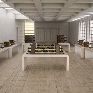 big coffee break buffet system