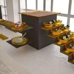 small coffee break buffet system