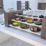 Brunch buffet system